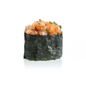 Sushi Tartare Saumon Avocat