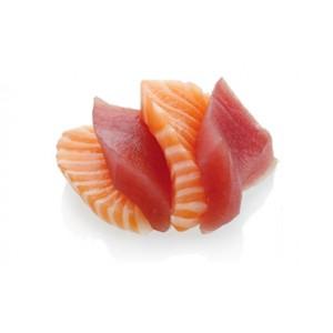 Sashimi Saumon Thon